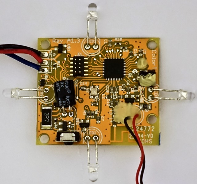 Smart Bluetooth Remote Control - Photo By: Alex Udanis