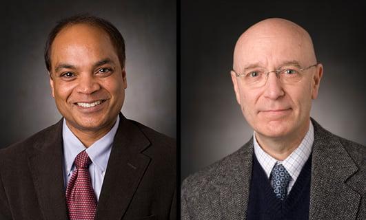 Dr. Tadigadapa & Dr. Schiff