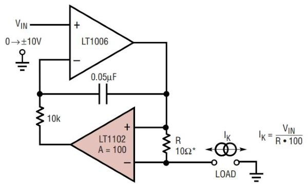how to design a simple  voltage