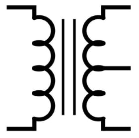 Electrical Symbols For Electronic Components Passive Components