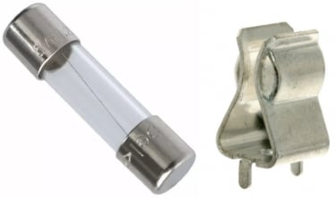 The Many Types of Fuses: Axial, Cartridge, Surface Mount, PTC…