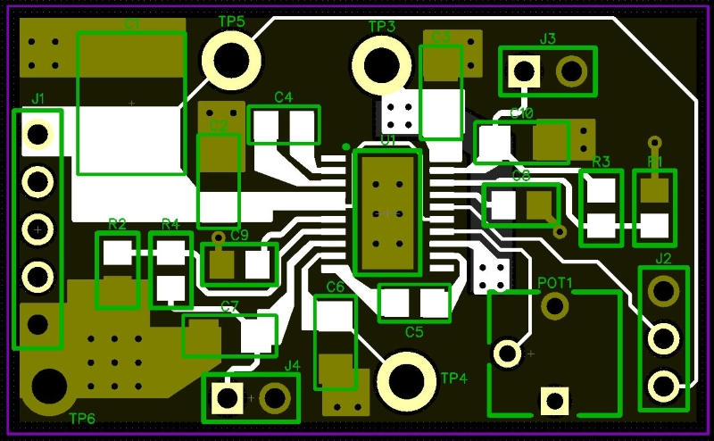 PCB Layout Techniques for Reducing Harmonic Distortion of