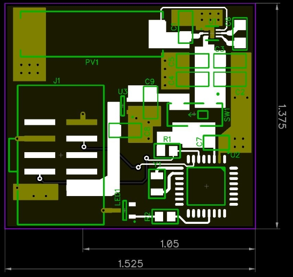 What is PCB Layout for a Photovoltaic Power Supply
