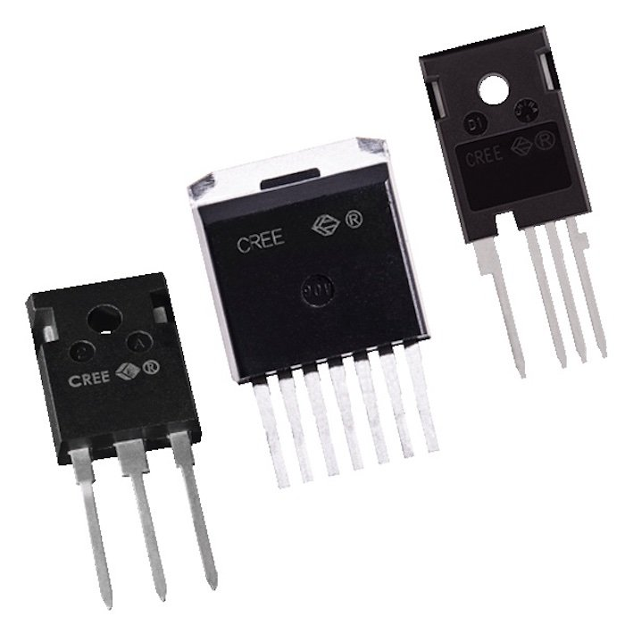Cree Wolfspeed's 650V SiC MOSFETS.