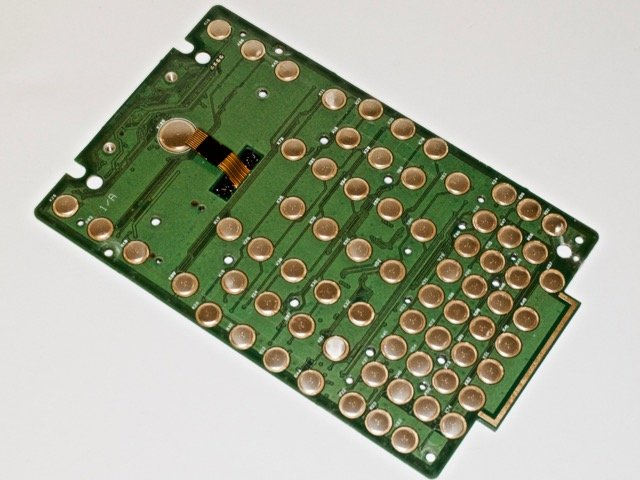 The Keyboard Circuit Board
