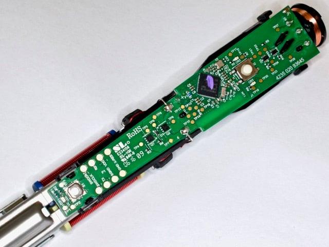 Toothbrush PCB Bluetooth