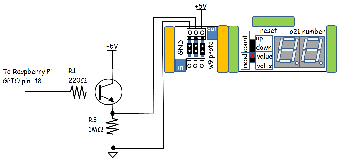 Building Raspberry Pi Controllers Ir Remote Event Counter Metal Detector Circuit Diagram Additionally Again I Included A Schematic Of The Driver As An Additional Reference For Intermediate To Advanced Electronics Maker