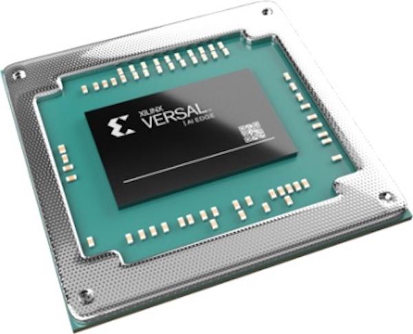 The Versal AI Edge Series chip.