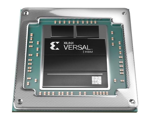 The Versal HBM chip