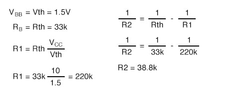 Transistor Biasing Calculations | Bipolar Junction