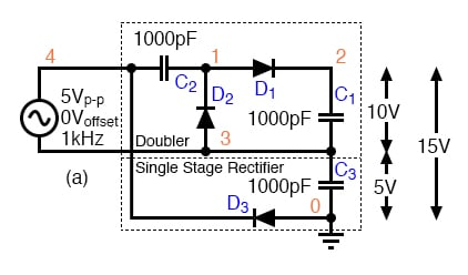 Voltage Multipliers (Doublers, Triplers, Quadruplers, and ... on