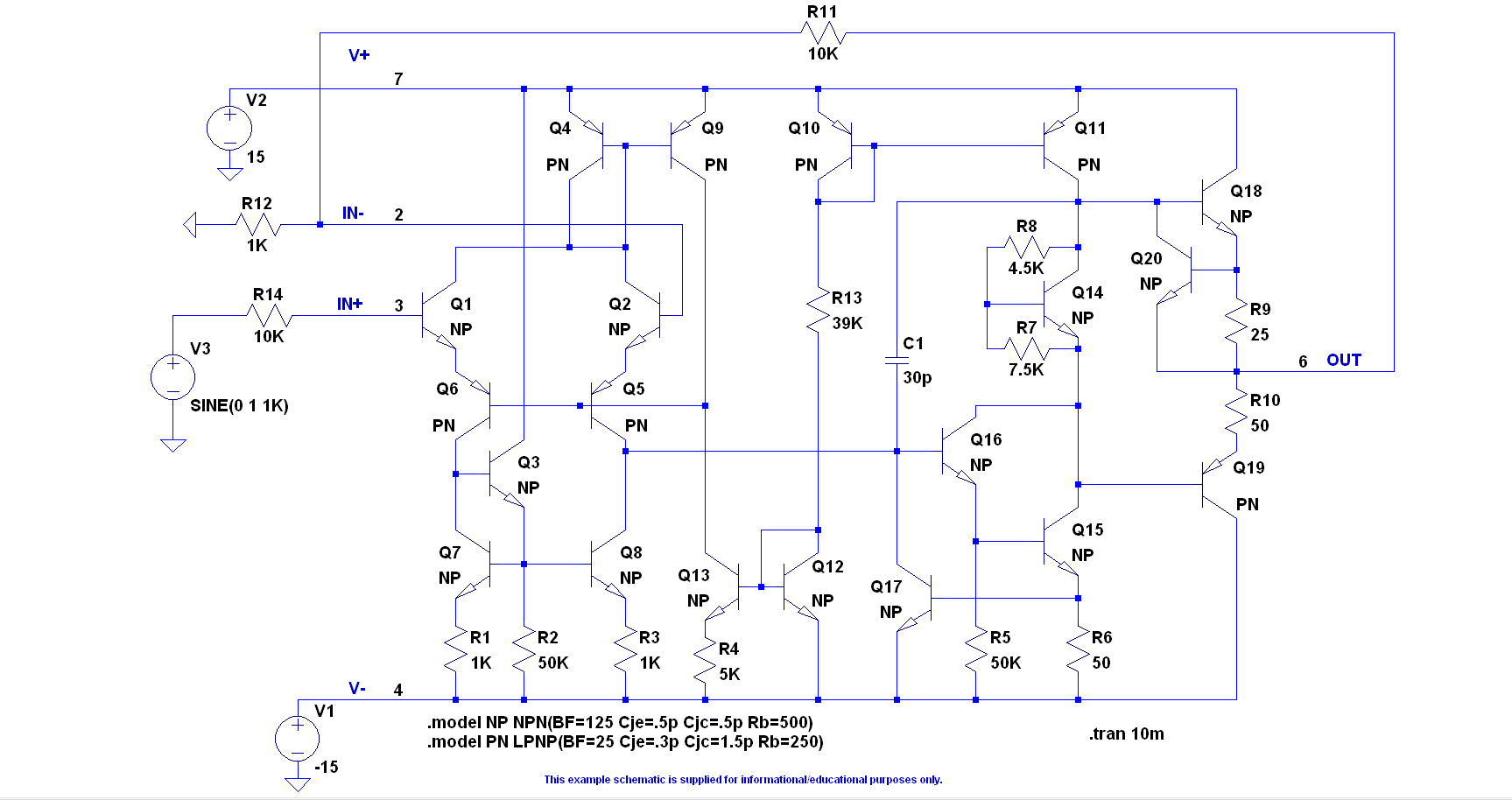 List Of Synonyms And Antonyms The Word Lm 741 Schematic Op Amp Internal Diagram Lm741 Pre Mic Wiring
