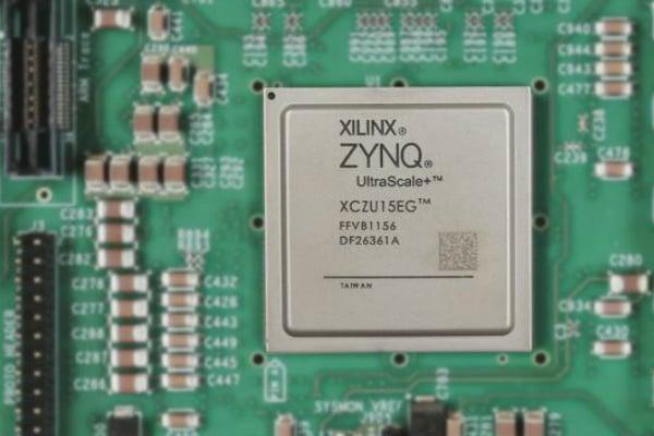 Xilinx Zinc UltraScale+ MPSoC