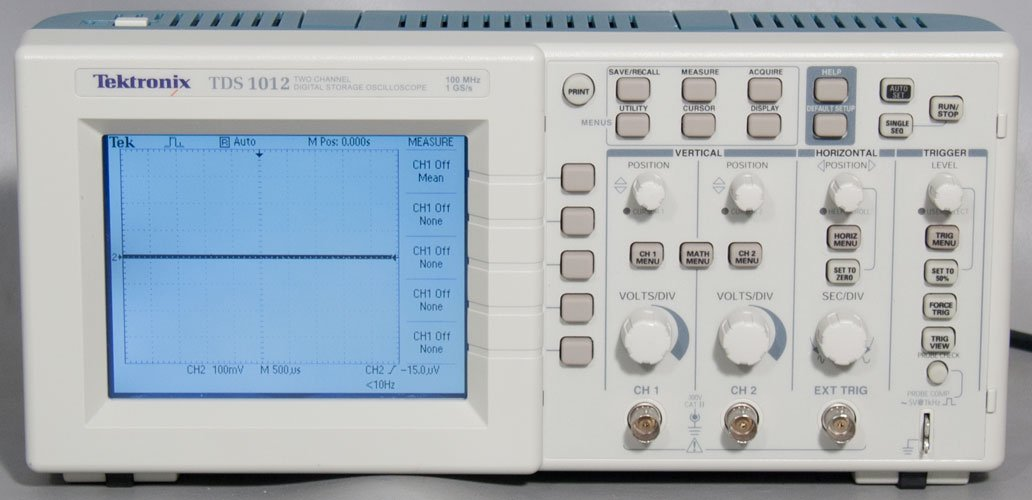 Tektronix Tds1012 Specs Manuals Amp Buy