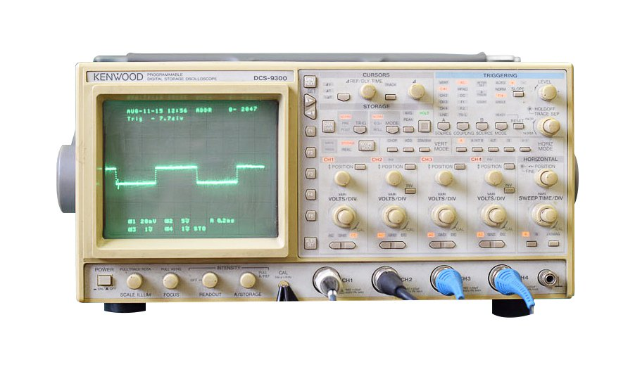 Oscilloscope Y Axis : Kenwood specs manuals buy