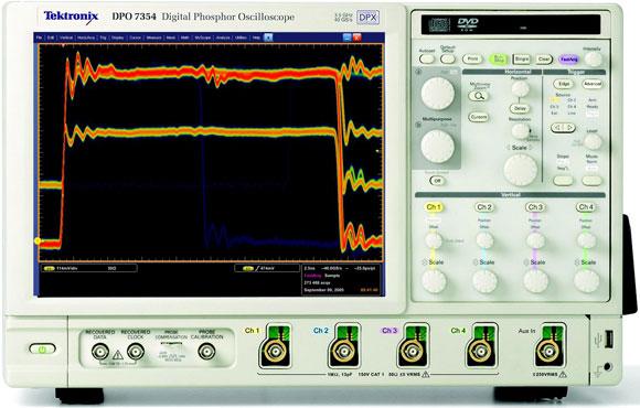 Pro Tek Oscilloscope : Dpo c datasheet oscilloscope from tektronix