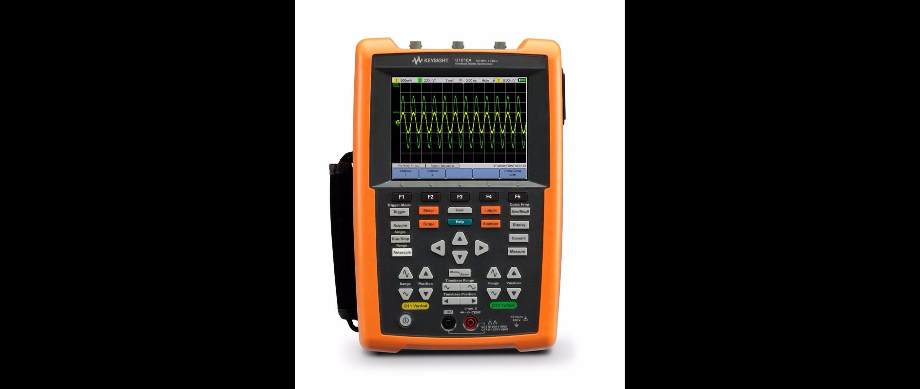 KEYSIGHT U1620A DIGITAL OSCILLOSCOPE DRIVERS PC