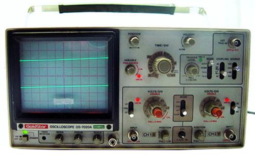os 7020a user manual os 7020a oscilloscope from goldstar rh allaboutcircuits com LG Goldstar Gold Star Chili