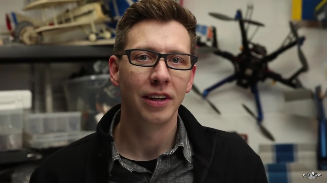 Engineer Spotlight: Flite Test's Chad Kapper on Drones, Rotor Riot