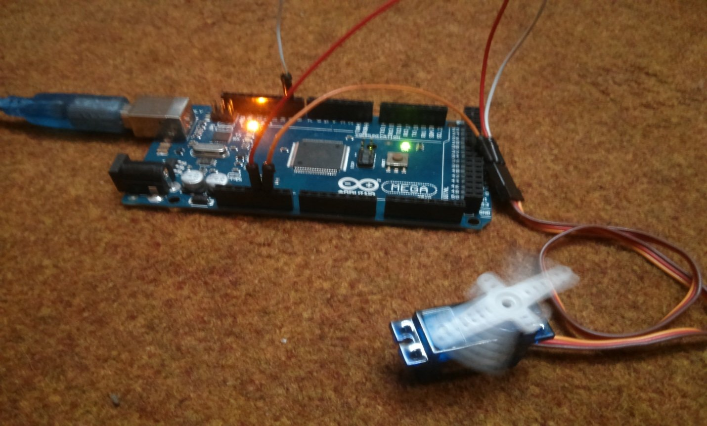 Servo Motor Control With An Arduino Rc Electronics Projects