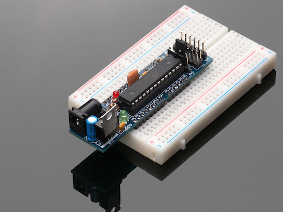 An ATMega328-based Data Acquisition System