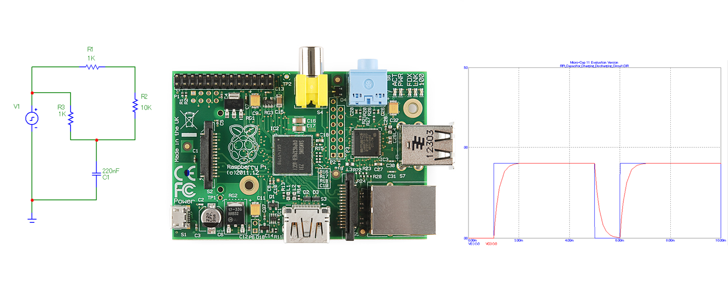 Building Raspberry Pi Controllers Part 5 Reading Analog Data With Wiringpi Spi Mcp3008 An Rpi