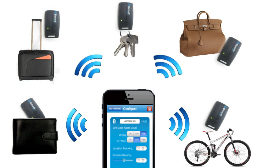 BLE using nRF51: Creating a BLE Peripheral