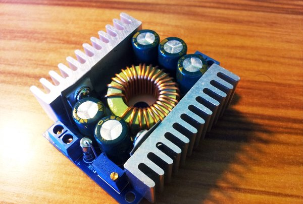 Buck Converters and Their Cool Applications
