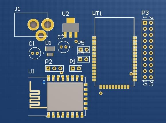 Make a Web Server with ESP8266