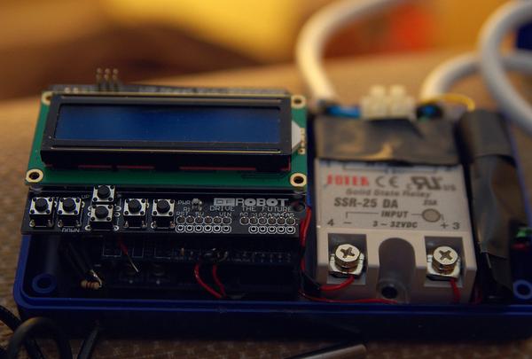 arduino pid temperature controller example