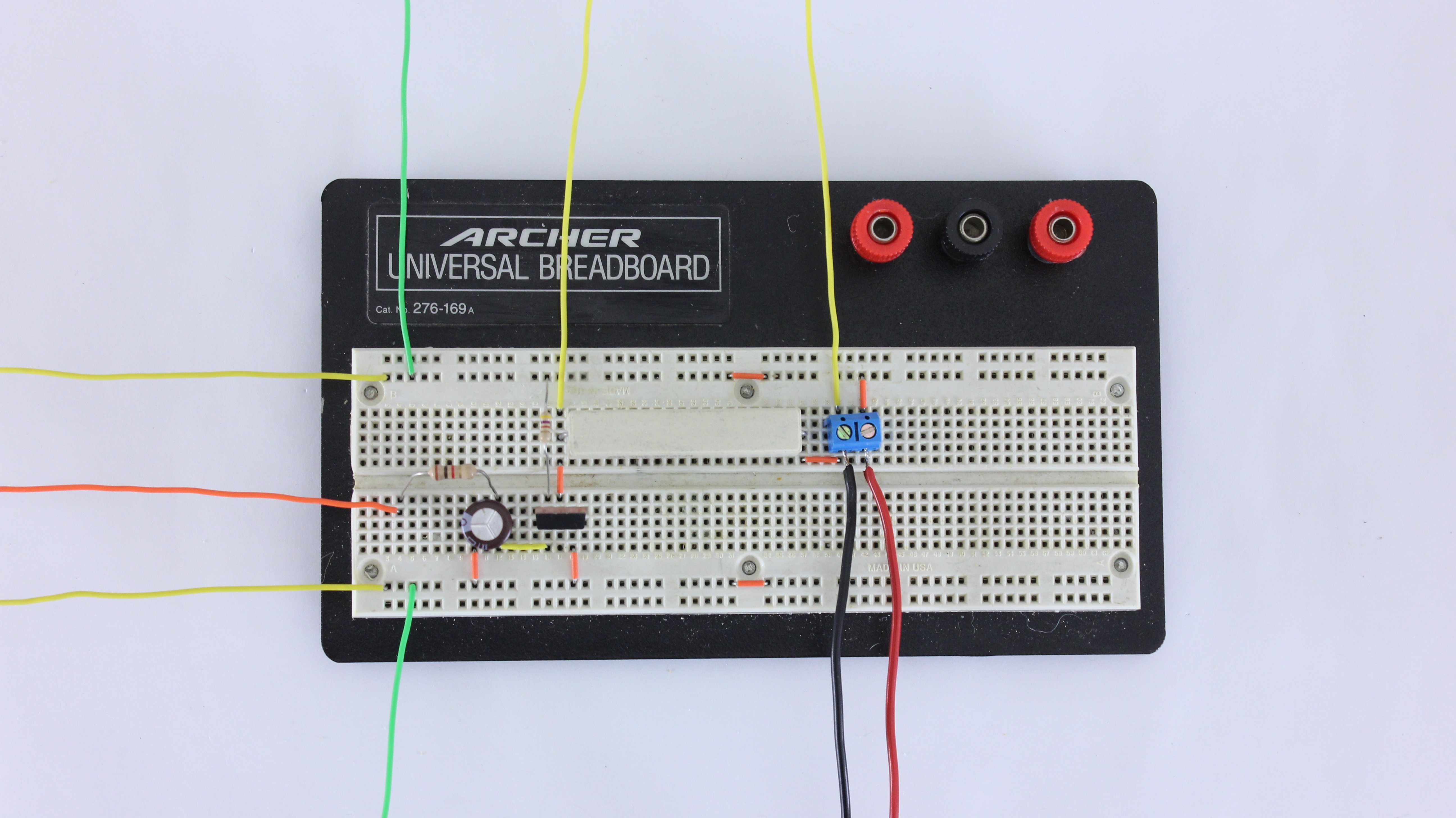 Build A Simple Circuit