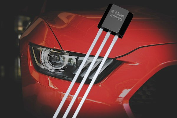 Infineon's Newest Hall Sensor Claims ASIL D Classification