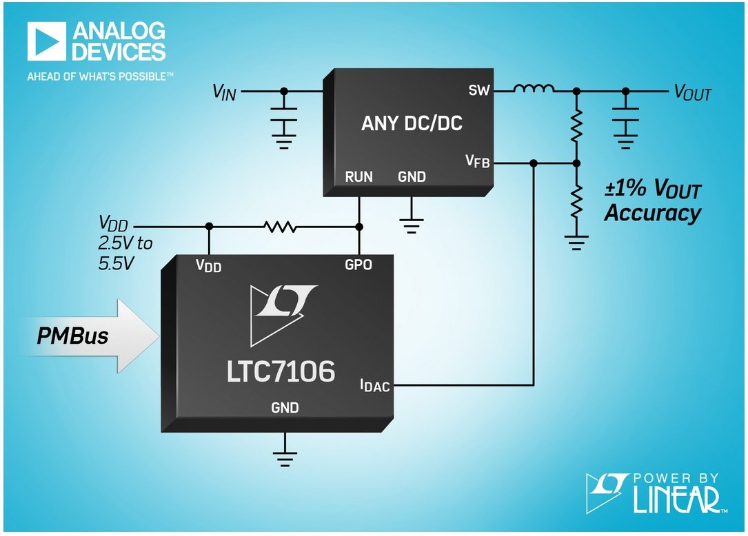 Digitally Adjust DC-to-DC Voltage Regulators: A PMBus