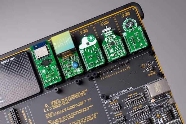 """ST and Mikroe Collaborate on """"Click Boards"""" for STSPIN Motor Driver ICs in Embedded Systems"""