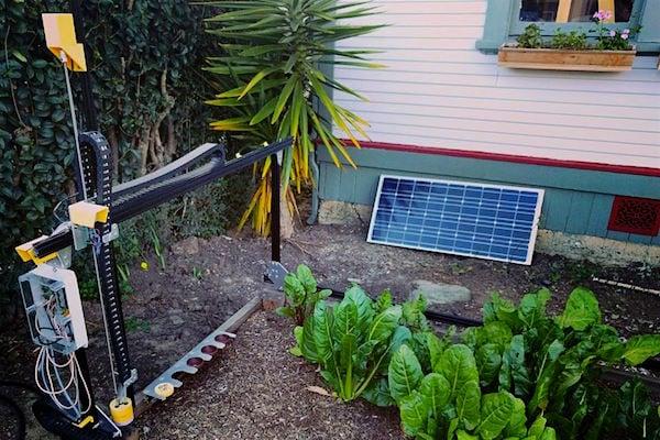 Engineer Spotlight Farmbot S Rory Aronson Explains The