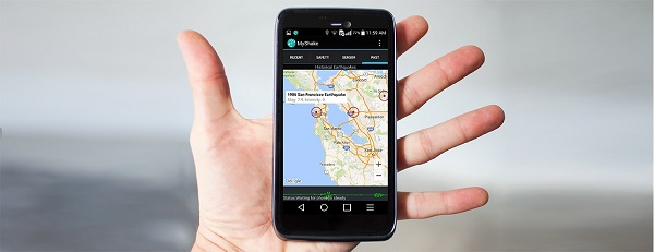 Use Your Smartphone's Accelerometer to Collect Seismic Data - News