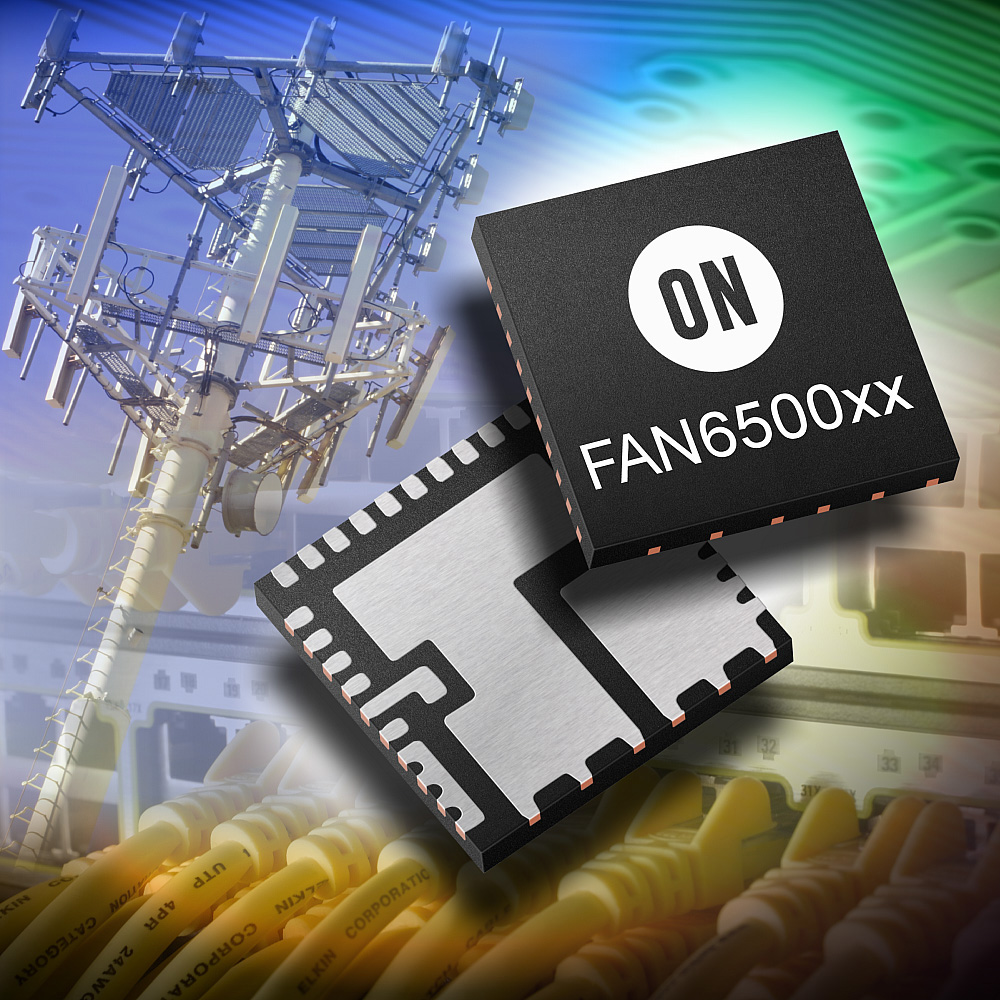 News Brief: ON Semiconductor Releases DC-DC Buck Converter Family with Efficiency in Mind
