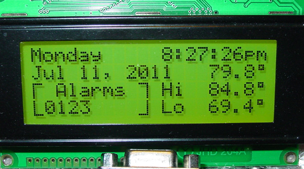 An LCD for Your Microcontroller Using a Single I/O