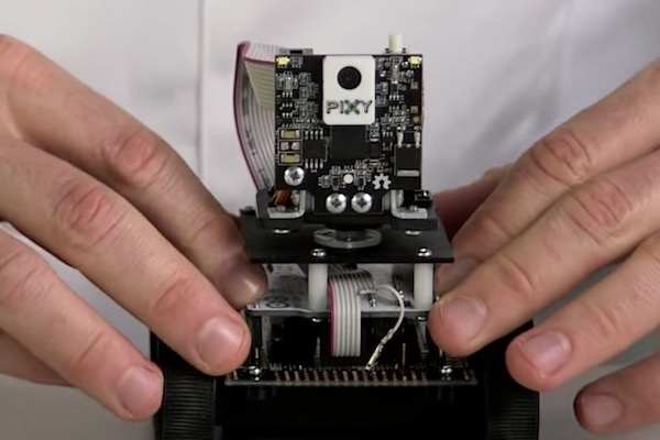 Engineering Spotlight: Robotics and Computer Vision with