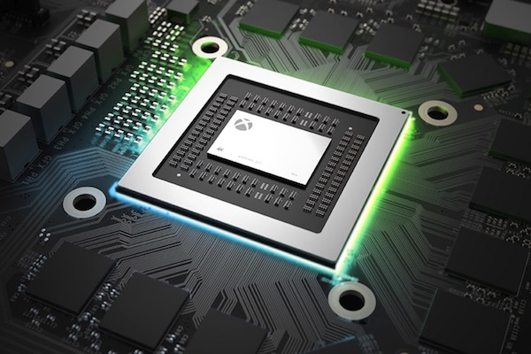 Microsoft Reveals Xbox One X Scorpio Soc Features At Hot