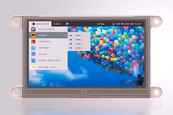 BeagleBone Black Gets New Touch Sensing TFT LCDs with I2C - News
