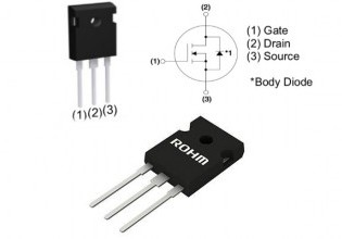 all about circuits electrical engineering \u0026 electronics communityrohm announces new automotive grade sic mosfet series