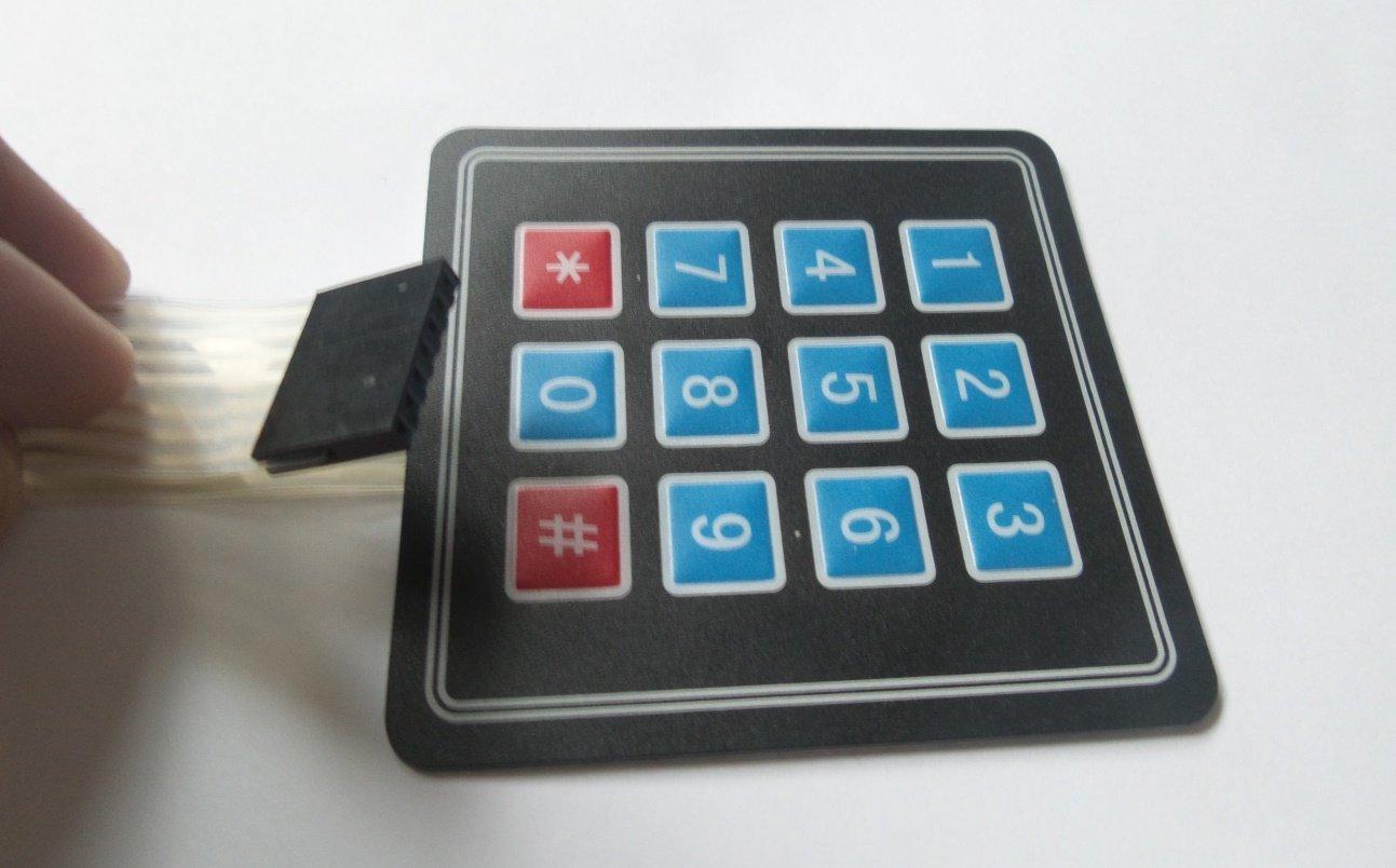 Arduino keypad.h download