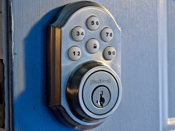 Teardown Tuesday Kwikset Smartcode Lock News