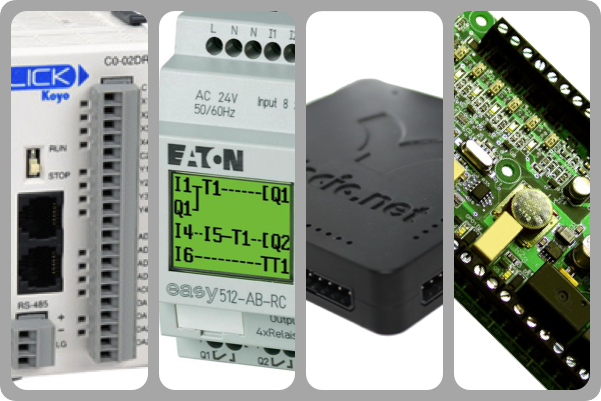Low-Cost Programmable Logic Controllers for the Frugal