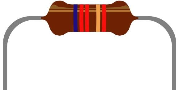 resistor colour code calculator 6 band