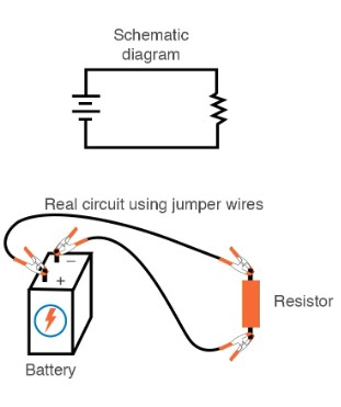 Building Simple Resistor Circuits Series And Parallel Circuits Electronics Textbook
