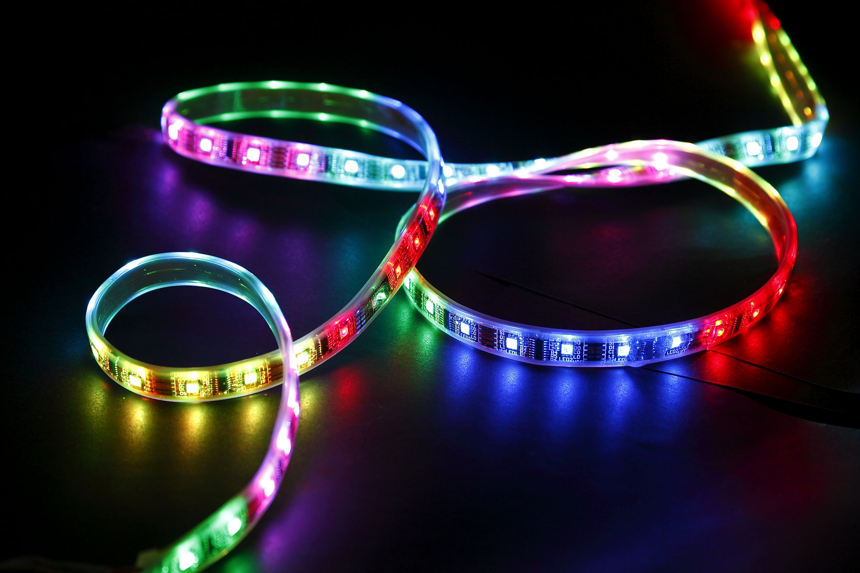 Make An Analog Sound Reactive Led Strip Rgb Circuit With Arduino