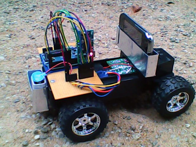 Create an Object Tracking System: Using Built-in Arduino